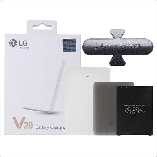 LG V20 Battery Charging Combo