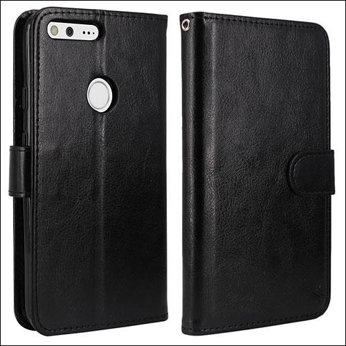 LK Google Pixel XL Leather Case