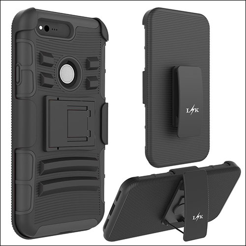 LK Heavy Duty Case for Google Pixel XL