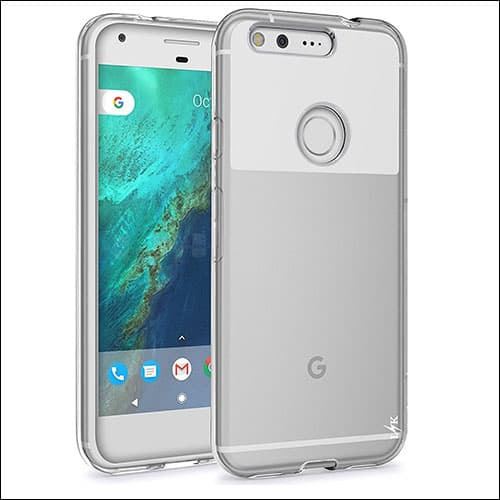 LK Pixel XL Clear Case