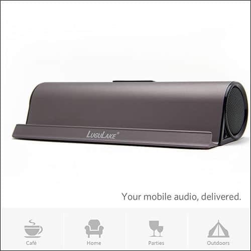 Lugulake iPhone 7 and 7 Plus Bluetooth Speaker