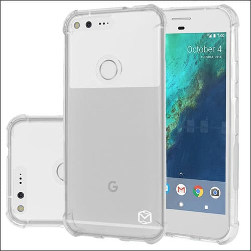 MP-Mall Google Pixel XL Clear Case