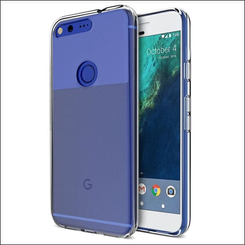Maxboost Google Pixel XL Clear Case