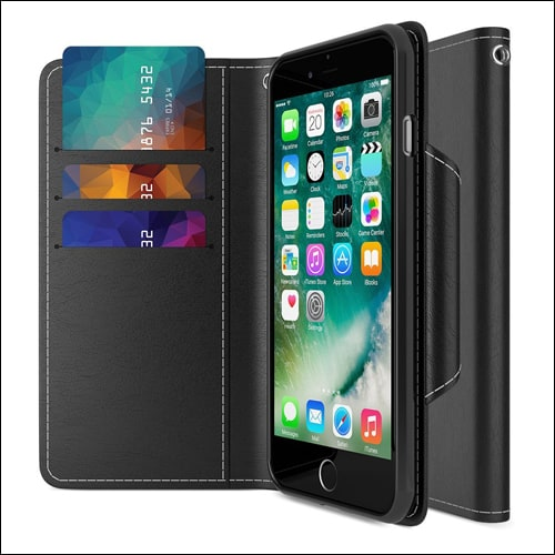 Maxboost iPhone 7 Plus Flip Case