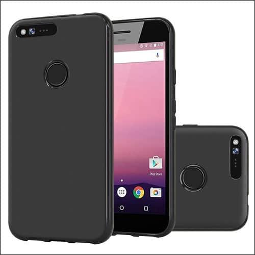 MicroP Google Pixel XL Bumper Case