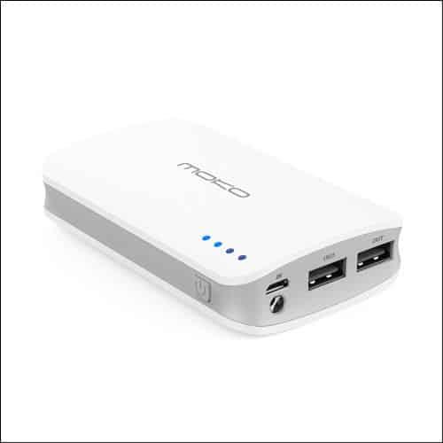 MoKo iPhone 7 and 7 Plus Power Bank