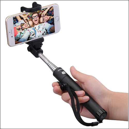 Mpow iPhone 7 and iPhone 7 Plus Selfie Stick