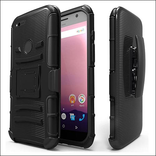 NageBee Heavy Duty Case for Google Pixel XL