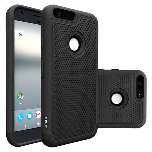 OEAGO Google Pixel XL Bumper Case