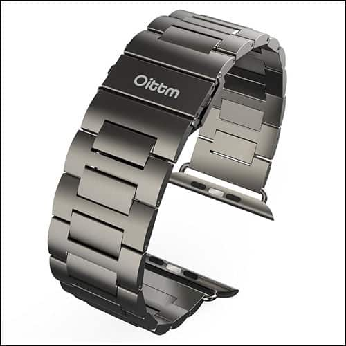 Oittm Apple Watch Series 2 Stainless Steel BandOittm Apple Watch Series 2 Stainless Steel Band