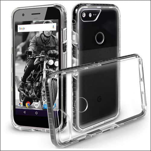 Orzly Google Pixel Bumper Case