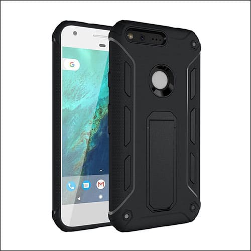 Ouba Heavy Duty Case for Google Pixel XL
