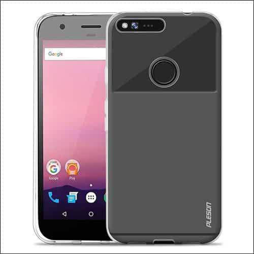 PLESON Google Pixel XL Clear Case