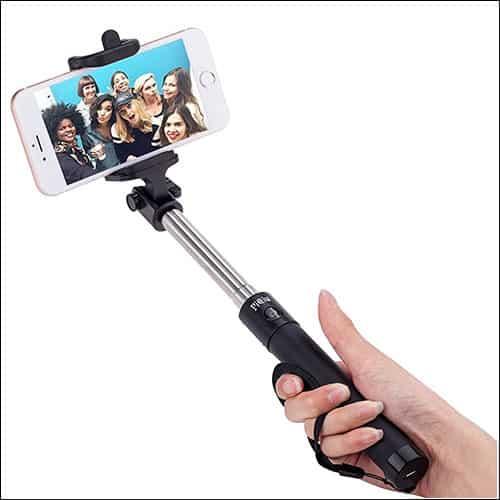 Piqiu iPhone 7 and iPhone 7 Plus Selfie Stick