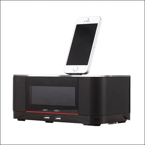 Plater iPhone 7 and 7 Plus Docking Stations with Speaker