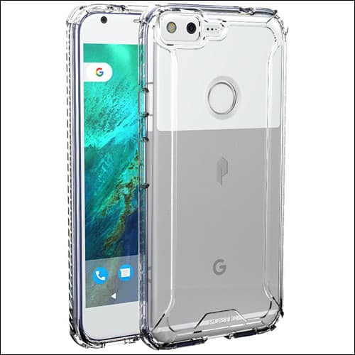 Poetic Google Pixel XL Clear Case