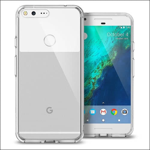 Ringke Google Pixel Phone Clear Case