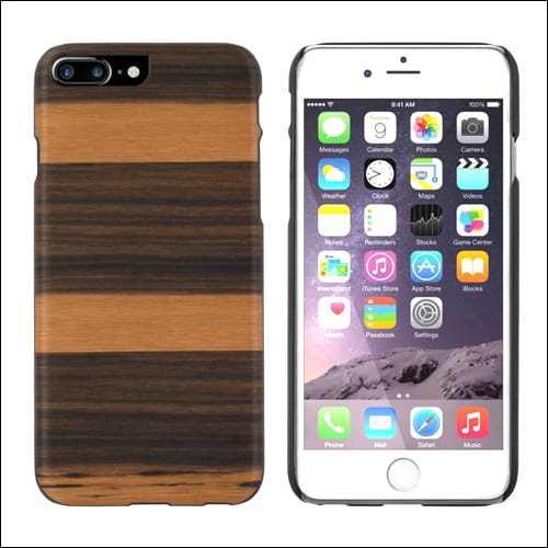 SOJITEK iPhone 7 Plus Wooden Case