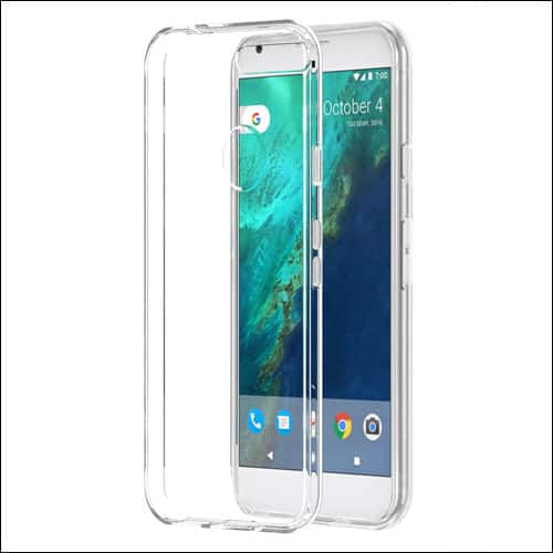 SPARIN Google Pixel XL Clear Case