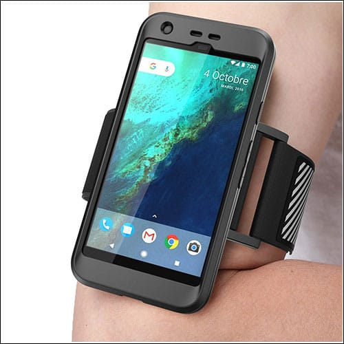 SUPCASE Armbands for Google Pixel XL
