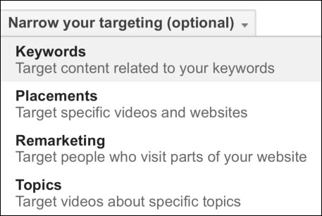 set a Target CPA bid for youtube videos