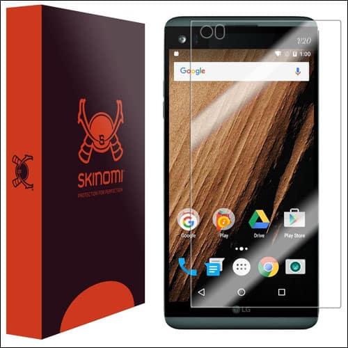 Skinomi LG V20 Screen Protectors