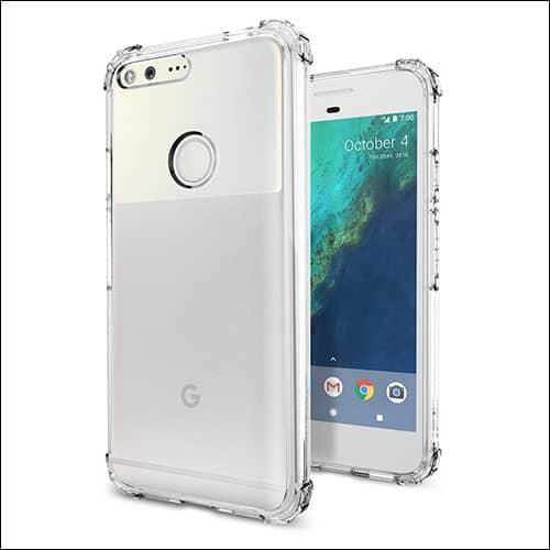Spigen Crystal Shell Google Pixel XL Case