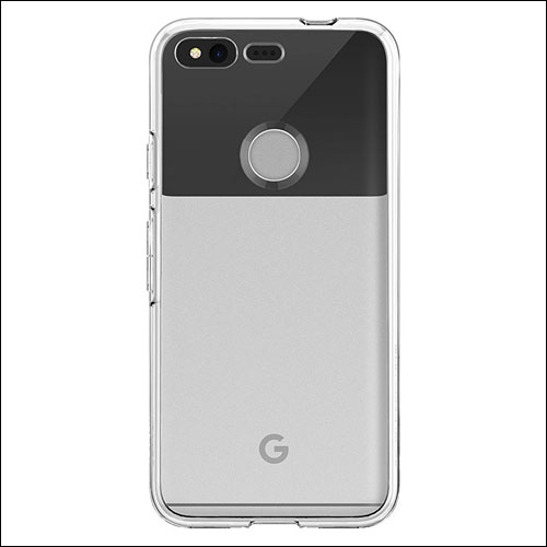Spigen Google Pixel Phone Clear Case