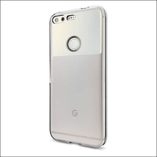 Spigen Google Pixel XL Clear Case