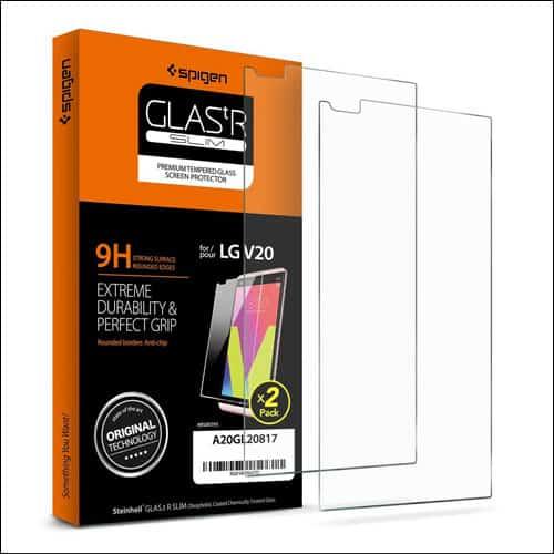 Spigen LG V20 Screen Protectors