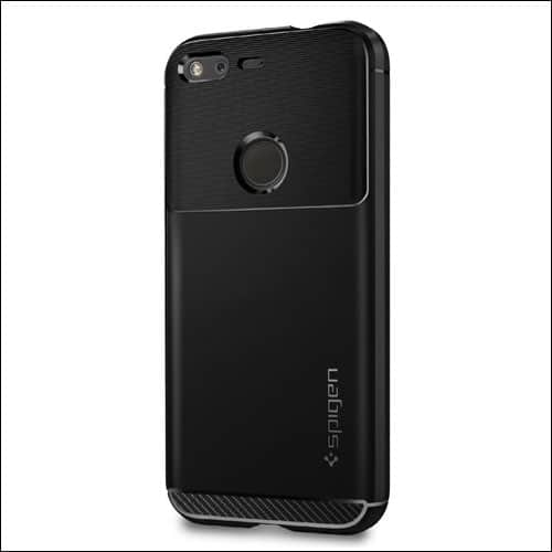 Spigen Rugged Armor Google Pixel Case