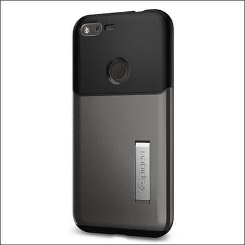 Spigen Slim Armor Google Pixel XL Case with Kickstand