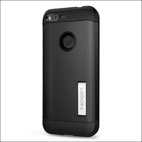Spigen Tough Armor Google Pixel XL Case with Kickstand