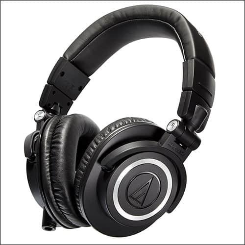Audio-Technica Wireless Headphones for Google Daydream View