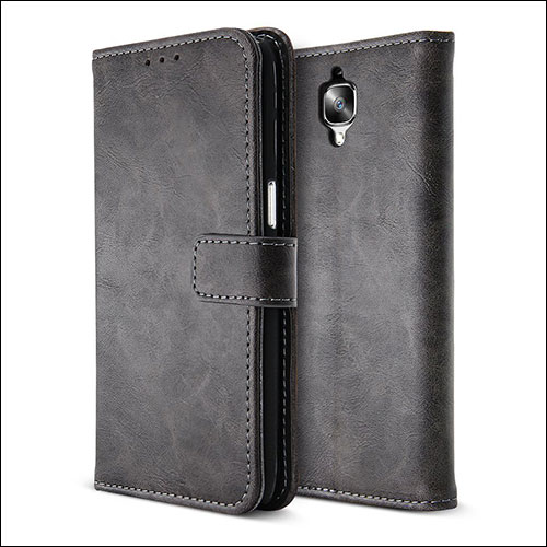Belk One Plus 3T Wallet Cases