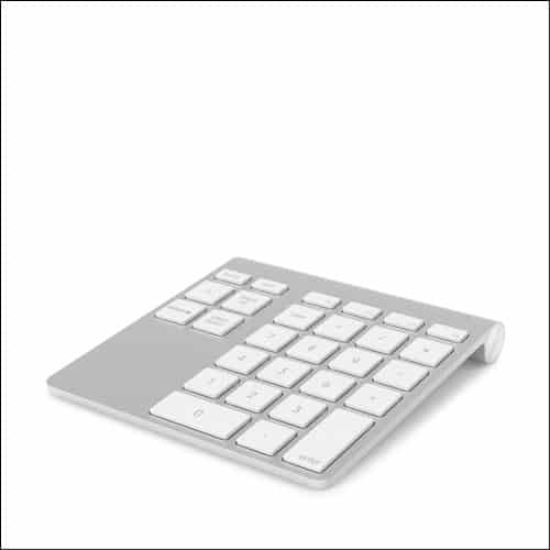 Belkin wireless numeric keypad for mac