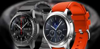 Best Samsung Gear S3 Bands : Perfect Third Party Replacement Straps for Your Smartwatch