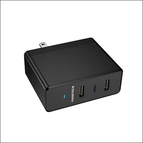 CHOETECH USB C Type Travel Charger