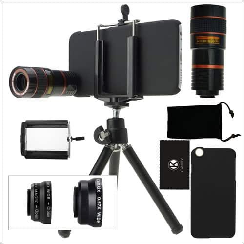 CamKix iPhone Camera Lens