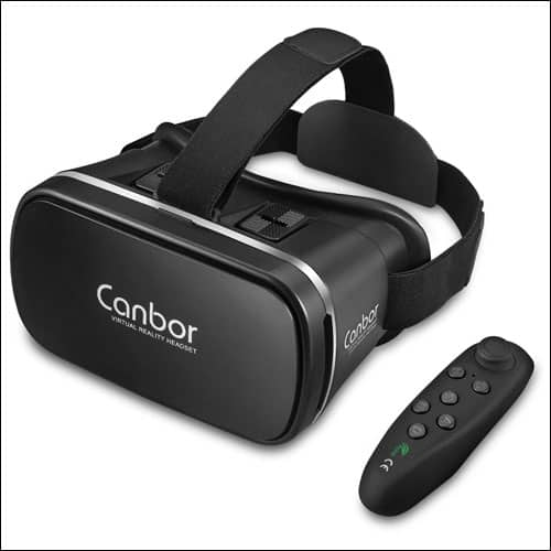 Canbor Galaxy S7 and S7 Edge VR Headset