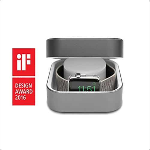 ClearGrass Apple Watch Power Bank