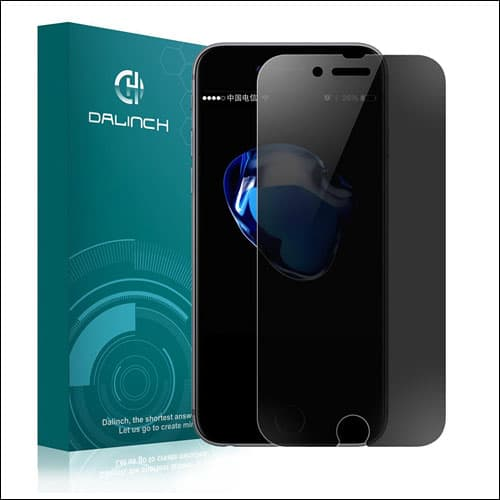 Dalinch iPhone 7 Plus Privacy Screen Protector