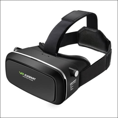 ELEGIANT Galaxy S7 and S7 Edge VR Headset
