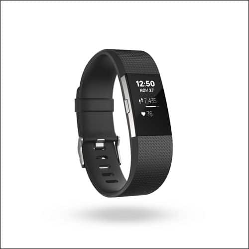Fitbit Fitness Activity Tracker with Heart Rate Monitor