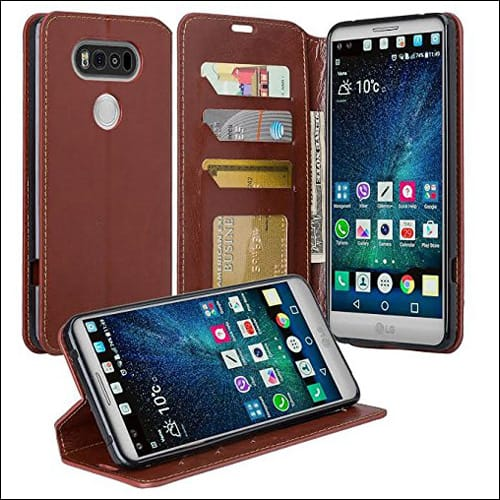 GALAXY WIRELESS LG V20 Wallet Case