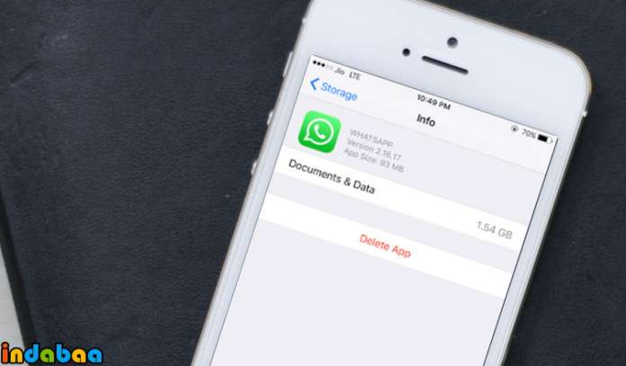 How to clear documents and data on iphone or ipad and for Documents and data on iphone clear