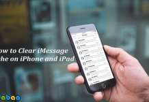 How to Clear Message or iMessage Cache on iPhone and iPad