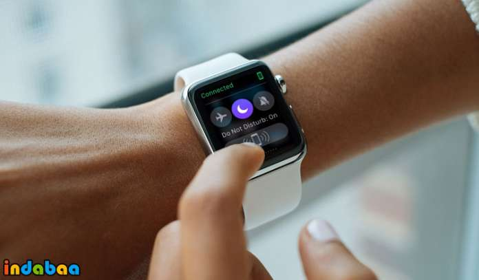 How to Enable Do Not Disturb on Apple Watch