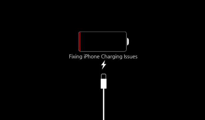 How to Fix iPhone or iPad Not Charging Issue