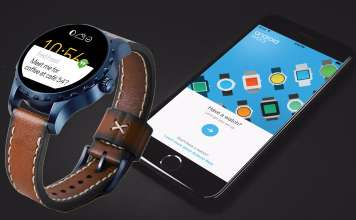 How to Pair Android Wear Smartwatch with iPhone